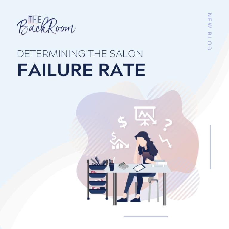 Determining the Salon Failure Rate
