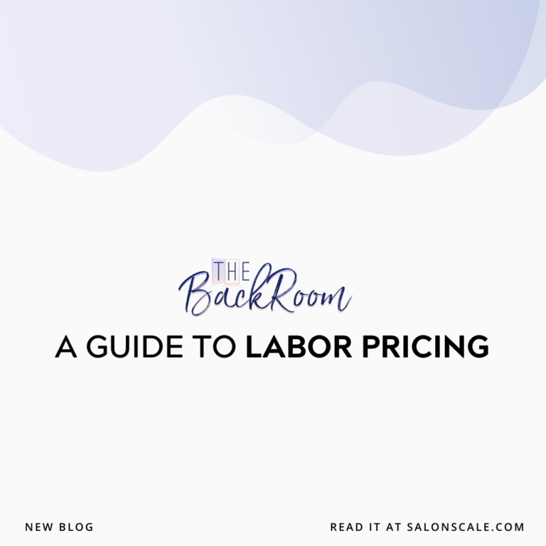 A Guide to Labour Pricing