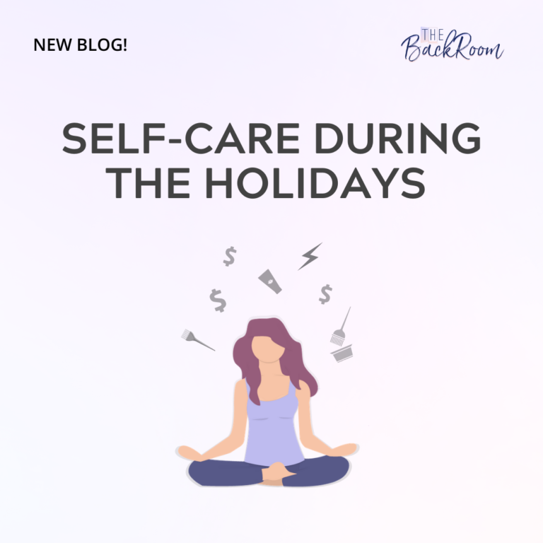 Self-Care in the Holidays