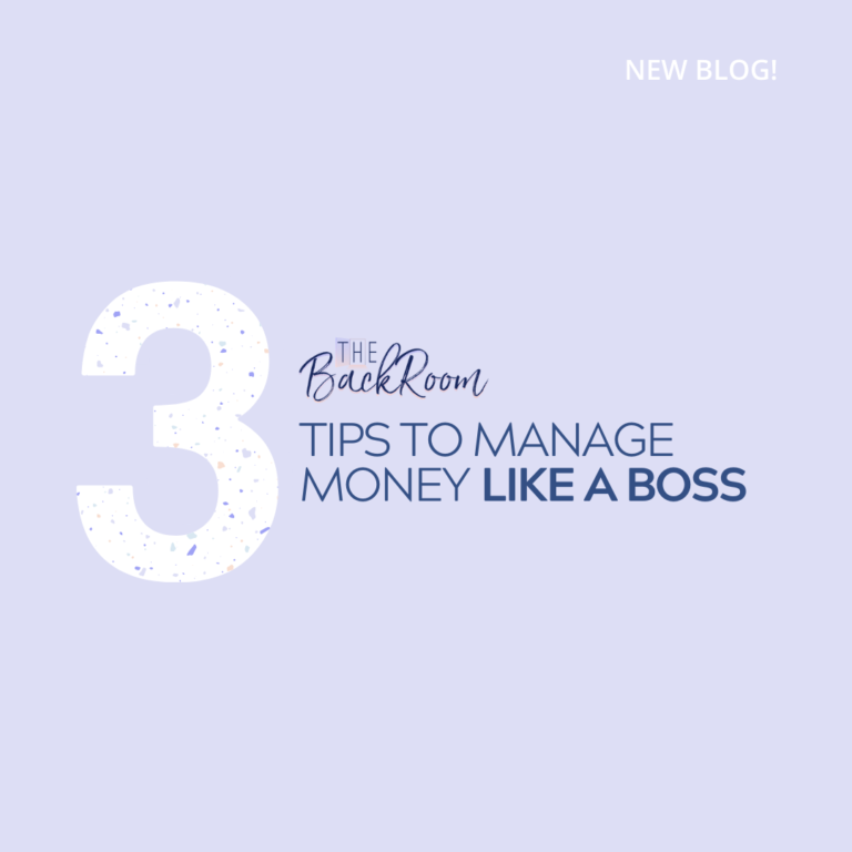 Manage Your Money Like a Boss