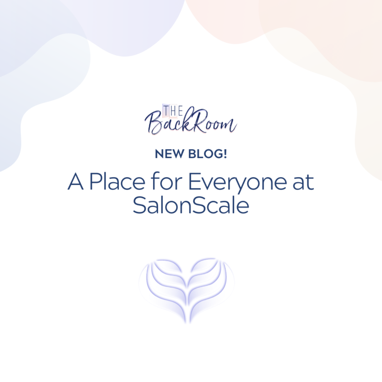 A Place for Everyone at SalonScale