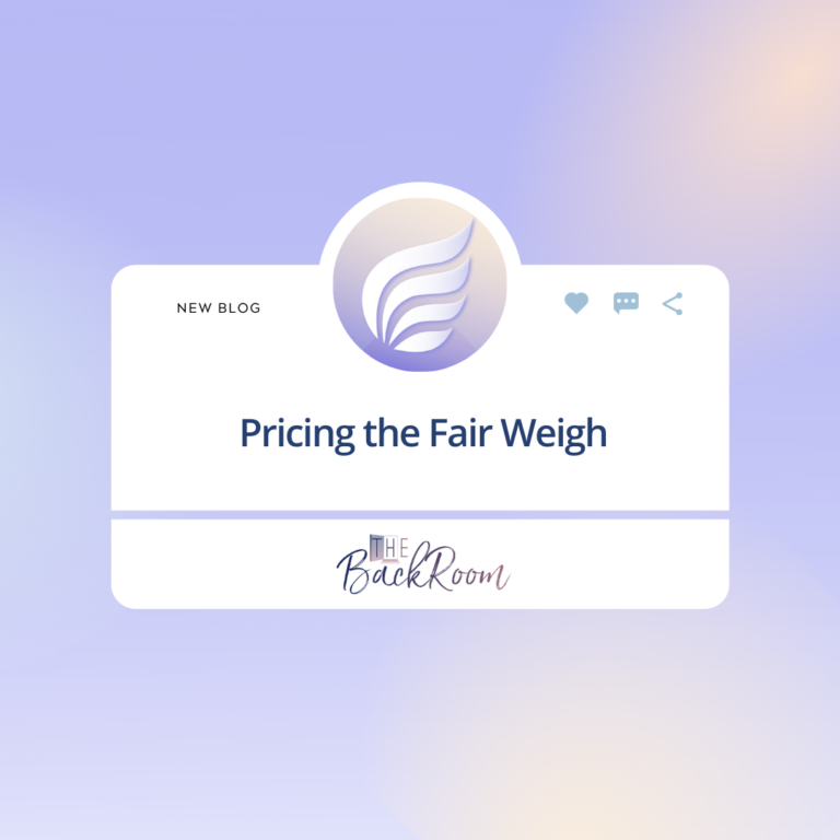 Pricing the Fair Way