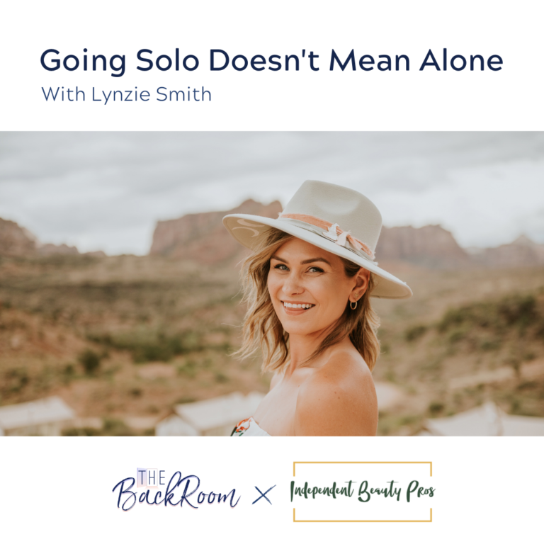 Going Solo Doesn't Mean Alone